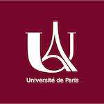 Logo de l'Université de Paris