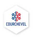 Logo de la ville de Courchevel